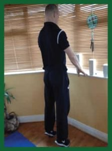 Calf-raises by Naas Physio & Chiropractic Clinic