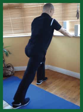 Calf-stretch by Naas Physio & Chiropractic Clinic