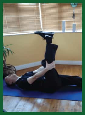 hamstring-stretch by Naas Physio & Chiropractor Clinic