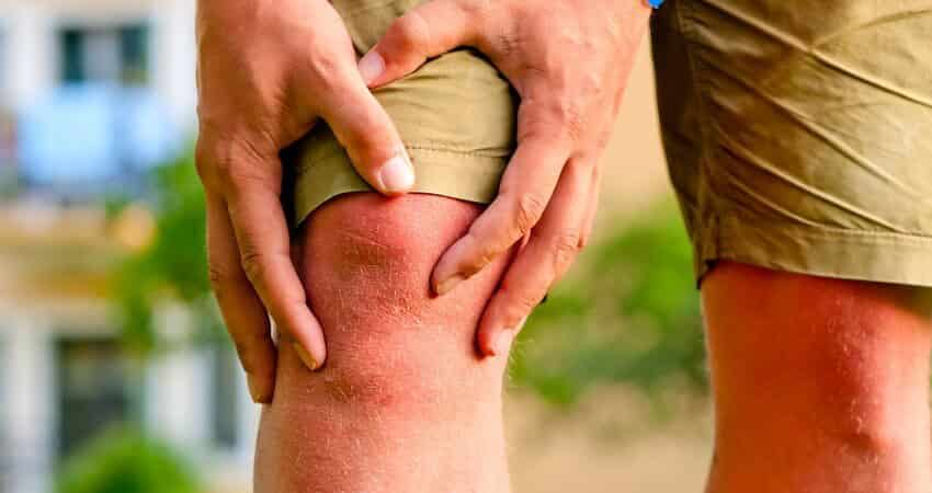 Knee pain treatment at the Physio Clinic - Naas & Newbridge