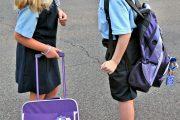 schoolbag & low back pain